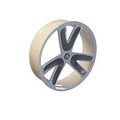 钢圈3D模型3d模型