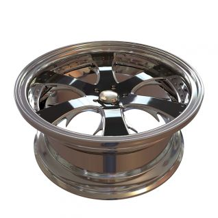 汽车钢圈3d模型
