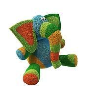 玩具彩色大象3D模型3d模型