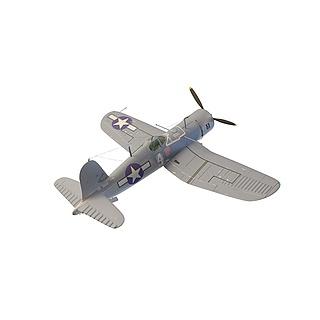 德国二战飞机3d模型