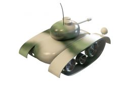 3d儿童<font class='myIsRed'>坦克</font>模型