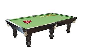 3d斯诺克球桌模型