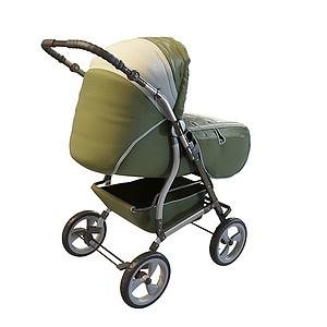 婴儿手推车模型