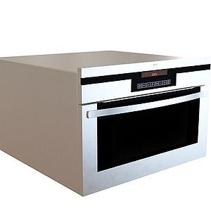 3d廚房<font class='myIsRed'>烤箱</font>模型