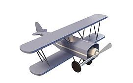 卡通<font class='myIsRed'>飞机</font>3d模型