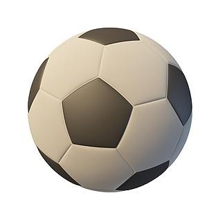 世界杯足球3d模型