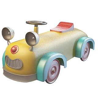 <font class='myIsRed'>儿童玩具</font>卡通车3d模型
