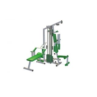 健身房健身项目3d模型