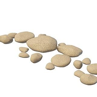 <font class='myIsRed'>石头</font>3d模型