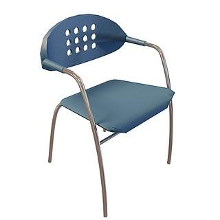 公司公会议凳3d模型