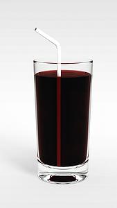 可乐饮料模型3d模型