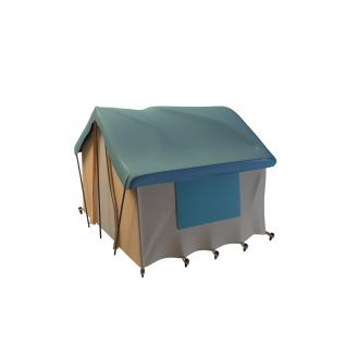 帐篷3d模型