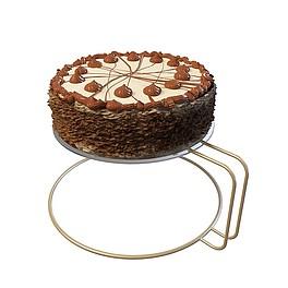 蛋糕3D模型
