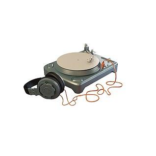 留声机3d模型