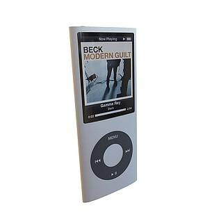 苹果iPod3d模型