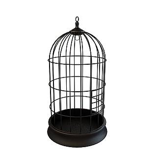 鸟笼3d模型