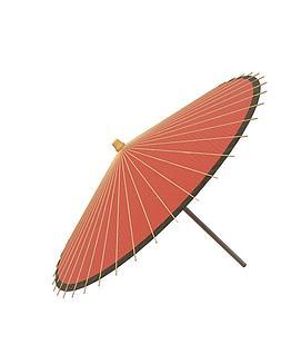 3d雨伞模型