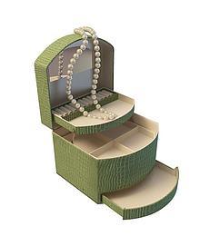 手饰盒3d模型