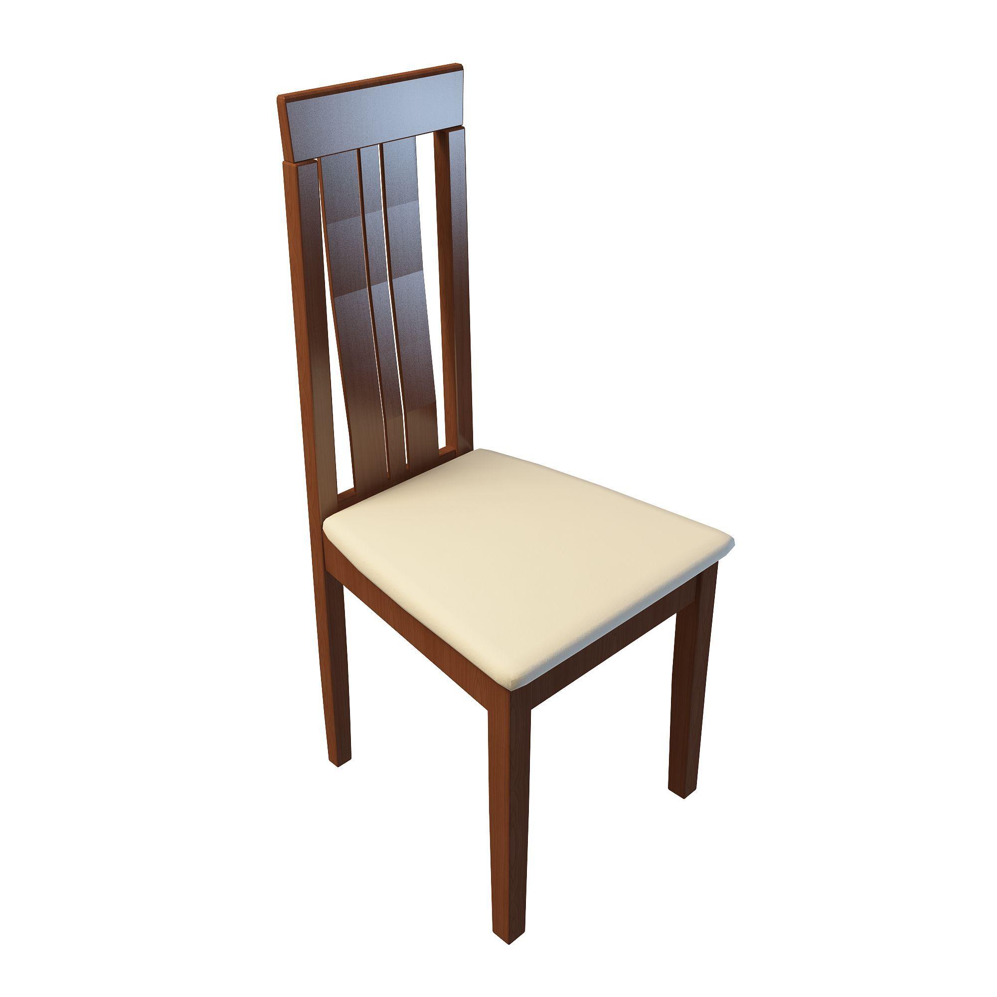 家具组合 椅 中式实木餐椅3d模型 中式实木餐椅png高清图  中式实木