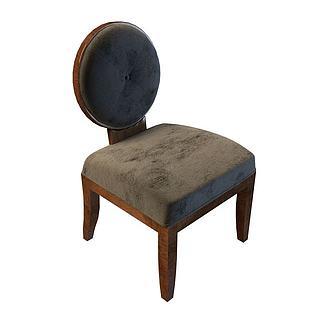 创意<font class='myIsRed'>餐椅</font>3d模型