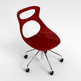 3d旋转椅子模型
