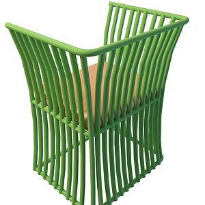 3d创意椅子模型