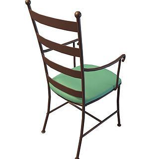 家用<font class='myIsRed'>餐椅</font>3d模型