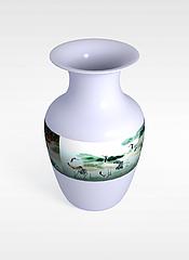瓷器模型3d模型
