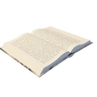 书3d模型