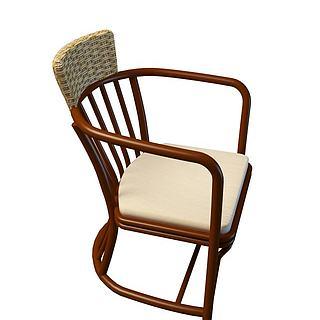 <font class='myIsRed'>老人</font>休闲椅3d模型