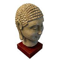 佛像雕塑3D模型3d模型