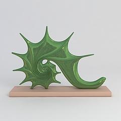 雕塑陈设品模型3d模型