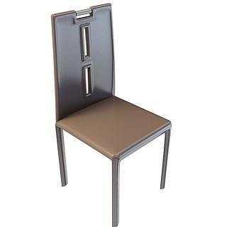 餐厅椅3d模型