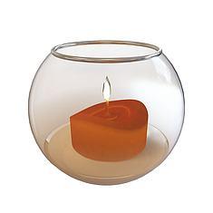 蜡烛缸3D模型3d模型