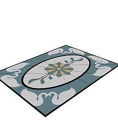 地砖3d模型
