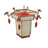 灯笼吊灯3D模型3d模型