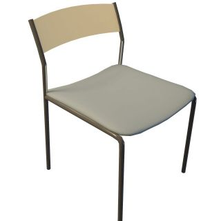 简易<font class='myIsRed'>餐椅</font>3d模型