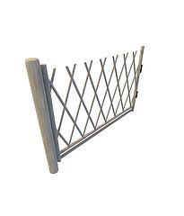 栏杆模型3d模型