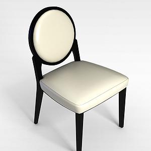 3d<font class='myIsRed'>欧式椅</font>子模型
