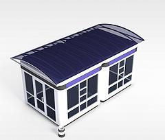 住宅楼3D模型3d模型