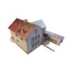 别墅3D模型3d模型
