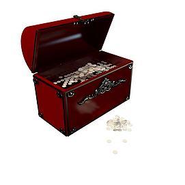 百宝箱3d模型
