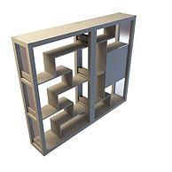 客厅陈设柜3D模型3d模型