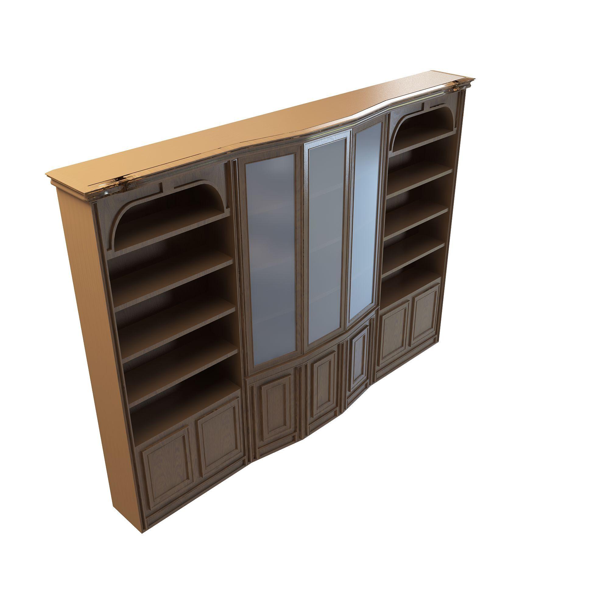 家具组合 柜 中式实木边柜3d模型 中式实木边柜png高清图  中式实木边