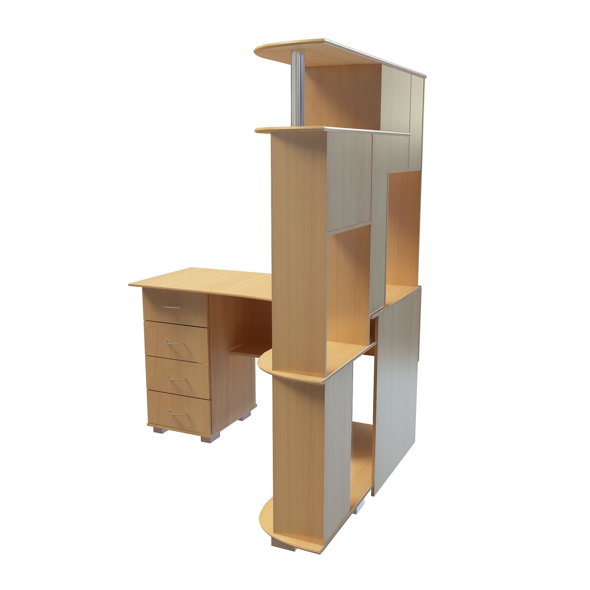 木质书桌高清图下载