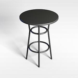 3d圆桌模型