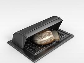 面包机3d模型