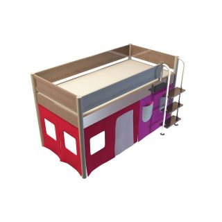 带<font class='myIsRed'>帐篷</font>式儿童床3d模型