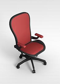 <font class='myIsRed'>人体</font>工学办公椅3d模型