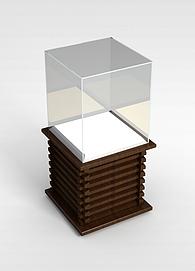 商场专柜3d模型